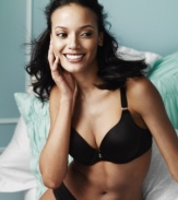 Sculpt your curves with this gorgeous reshaping bra by Vanity Fair. Style #75320